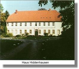 Bild von Haus Hiddenhausen