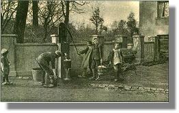 Histrorisches Foto der Evgl. Jugendhilfe Schweicheln-Bermbeck